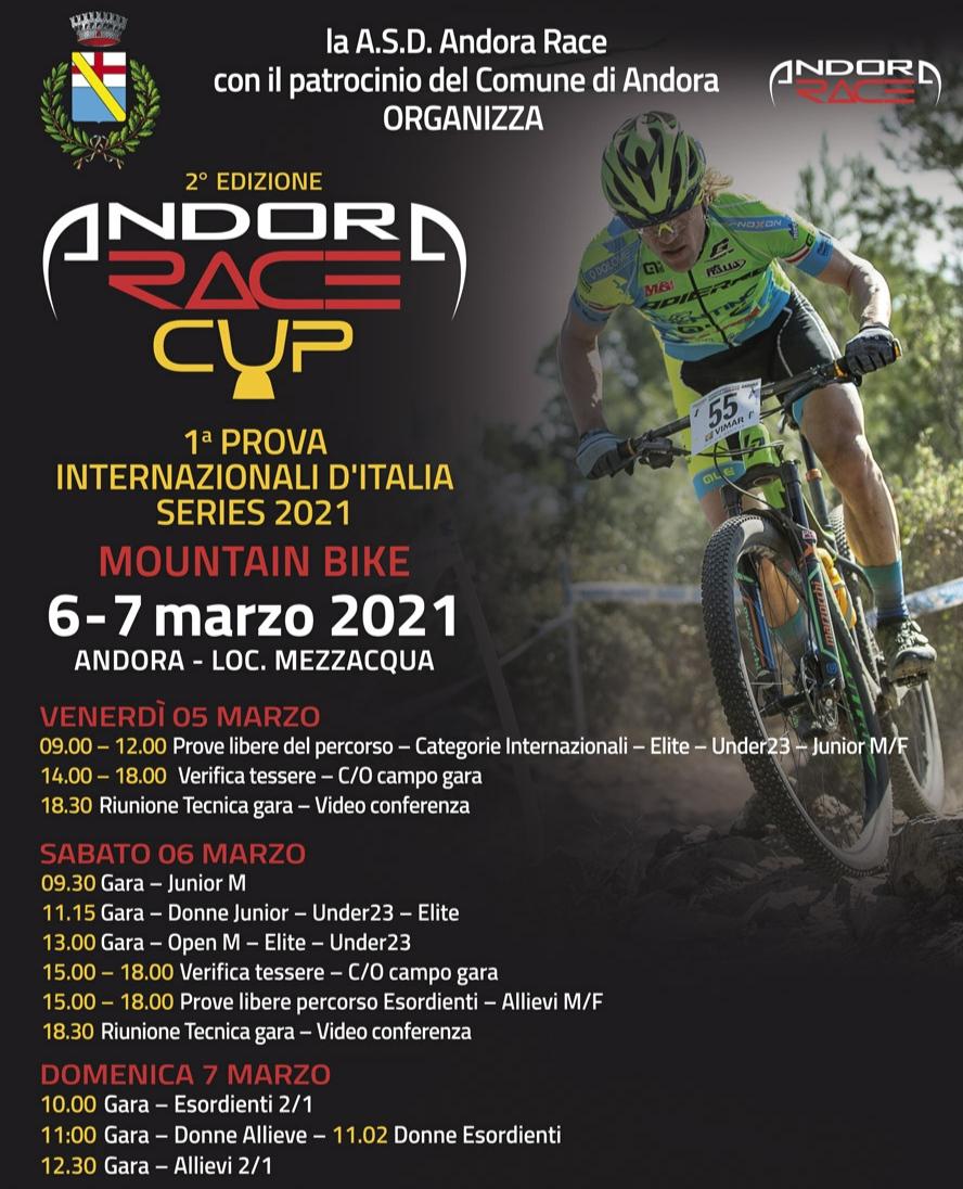 Mountain Bike – Andora Race Cup 2021